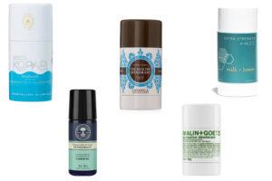 Five Aluminium Free Deodorants ft Malin and Goetz, Lavanila, Milk and Honey, Kopari and Neal's Yard Remedies