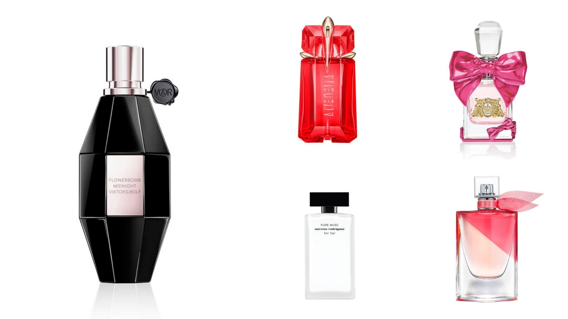 Five New Fragrance Launches #1