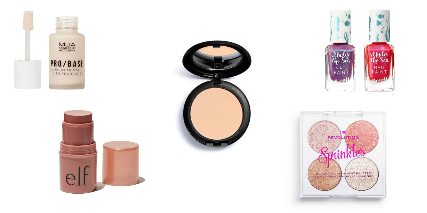 Five New Beauty Launches Under £5 #2