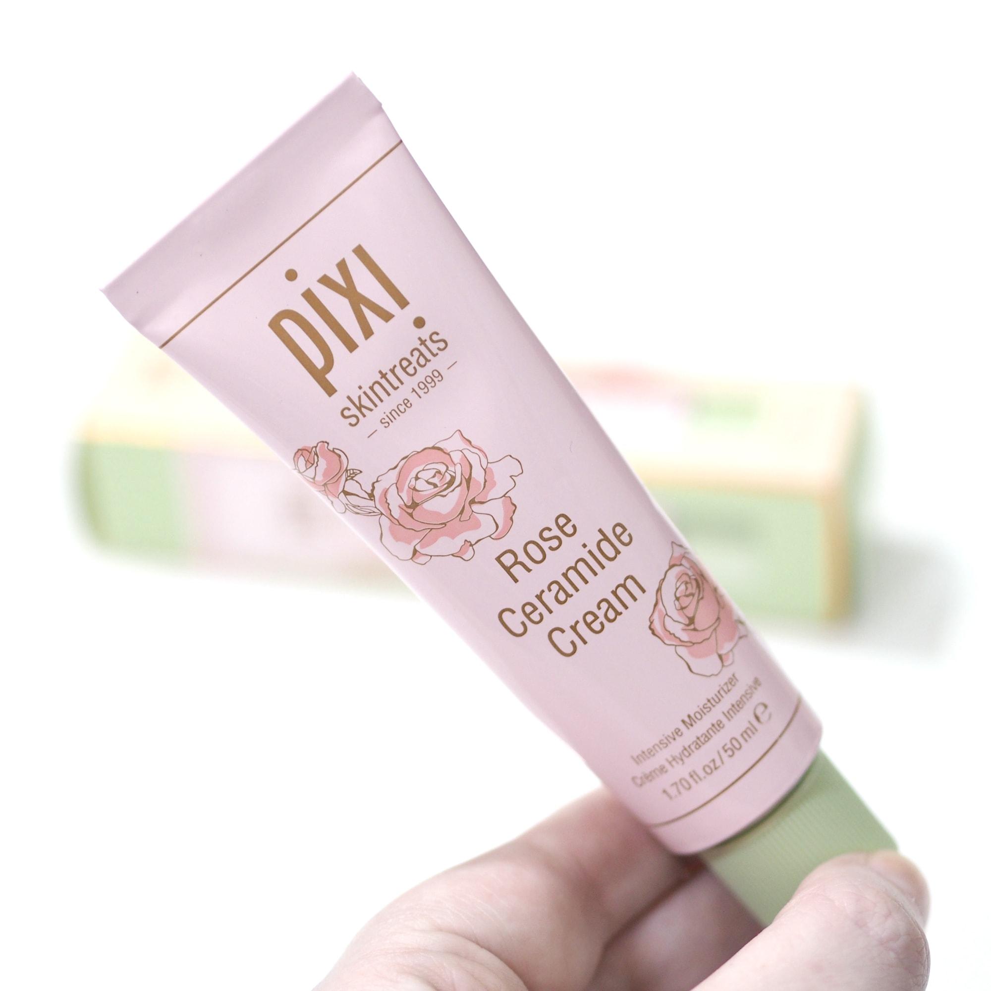 Pixi Rose Ceramide Cream Intensive Moisturiser Review