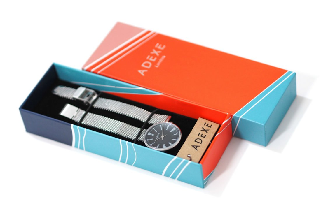 Adexe Mini Sistine Watch PLUS Giveaway!