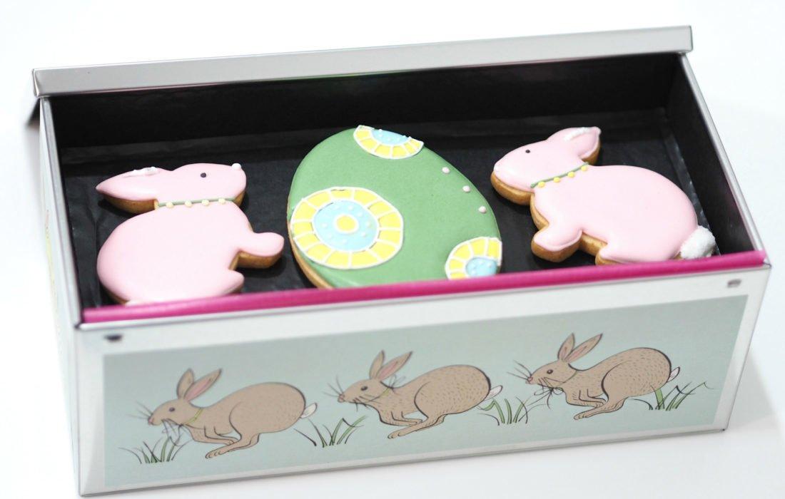 Biscuiteers Easter Party Biscuit Tin