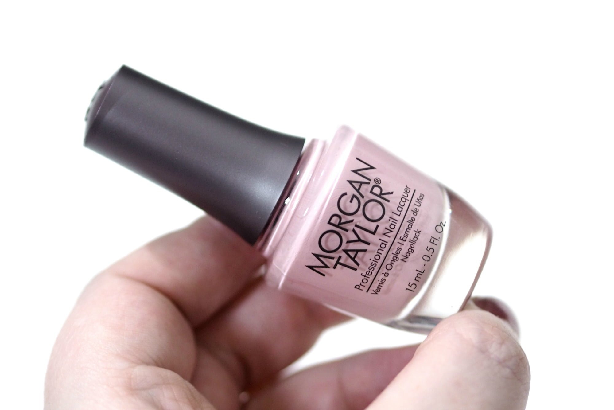 Morgan Taylor The Colour Of Petals Nail Polish Collection Review and Swatches