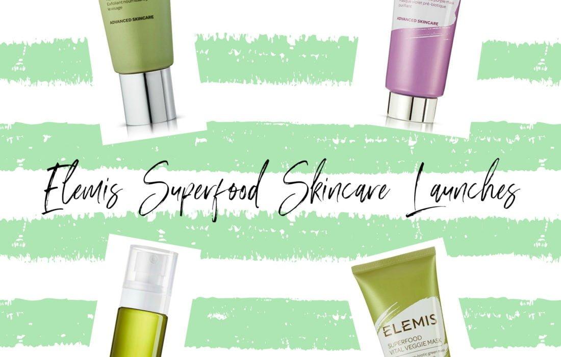 NEW: Elemis Skincare Launches