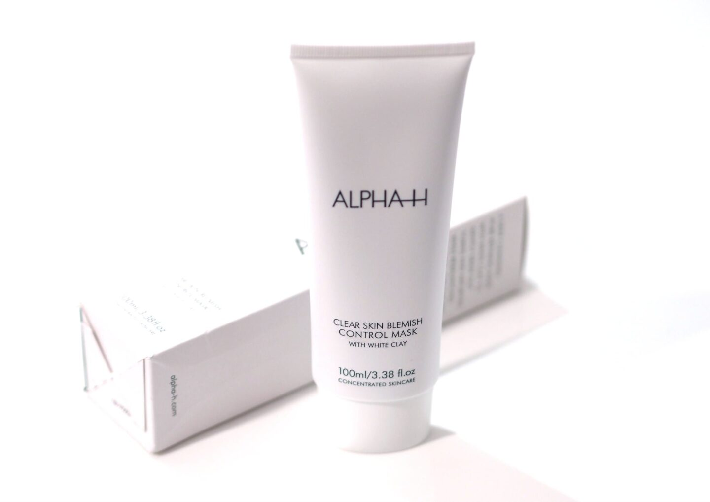 Alpha-H Clear Skin Blemish Control Mask Review