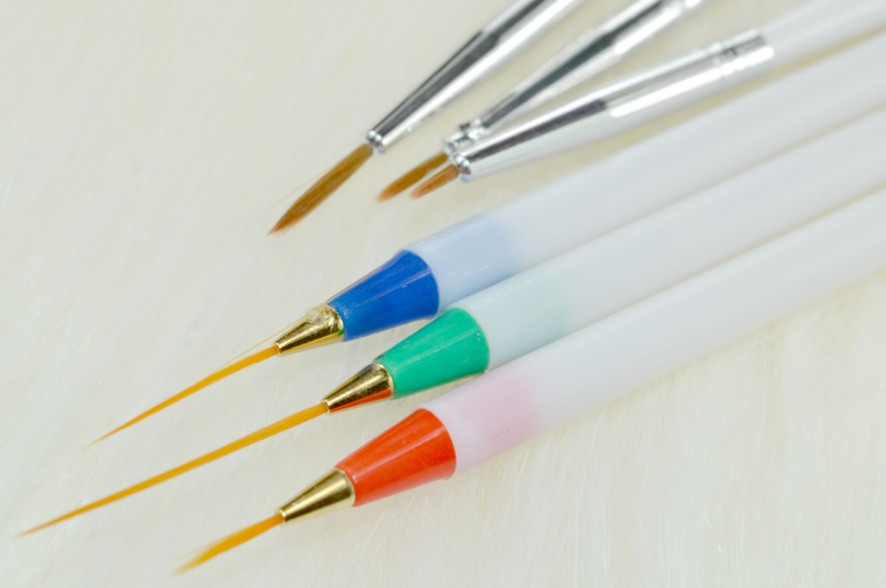Bargain eBay Nail Art Brushes