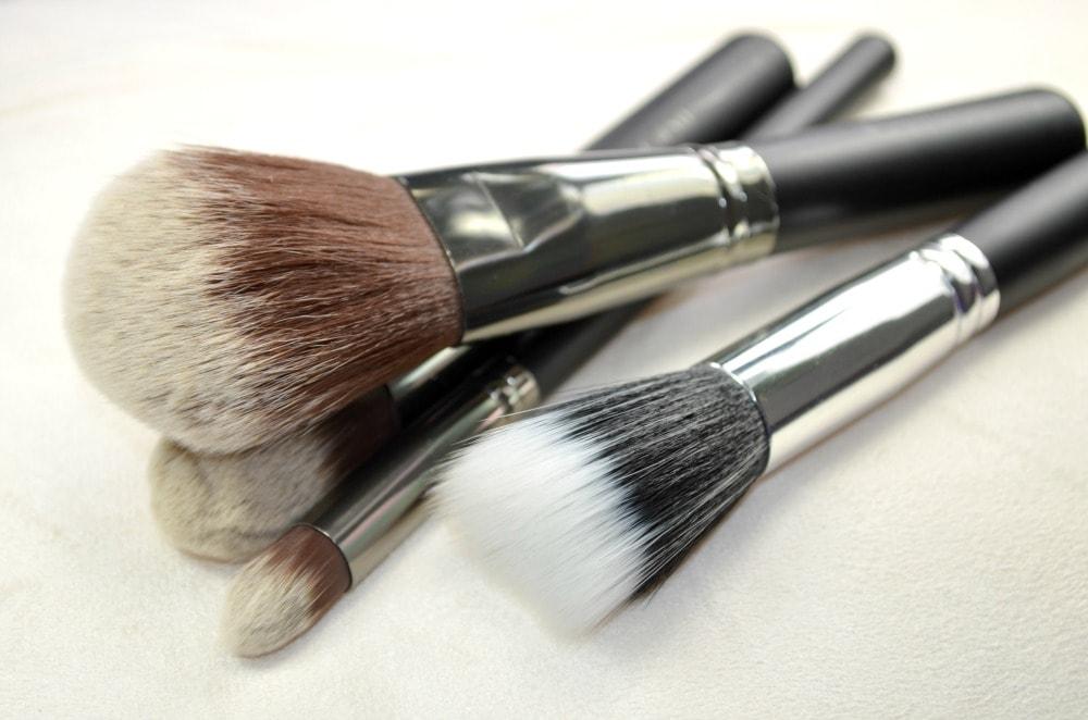 Crownbrush C406, C450, C456 & C458 Face Makeup Brushes 1