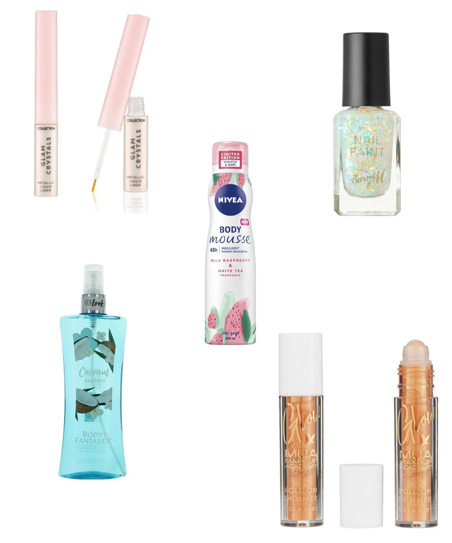 Five New Beauty Launches Under £5 #3