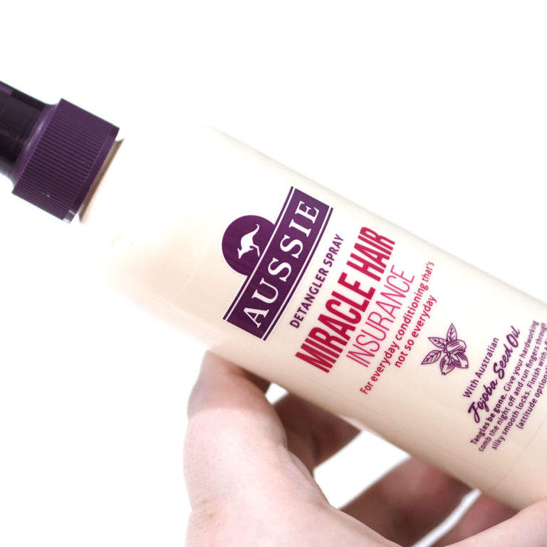 Aussie Miracle Hair Insurance Detangler Spray