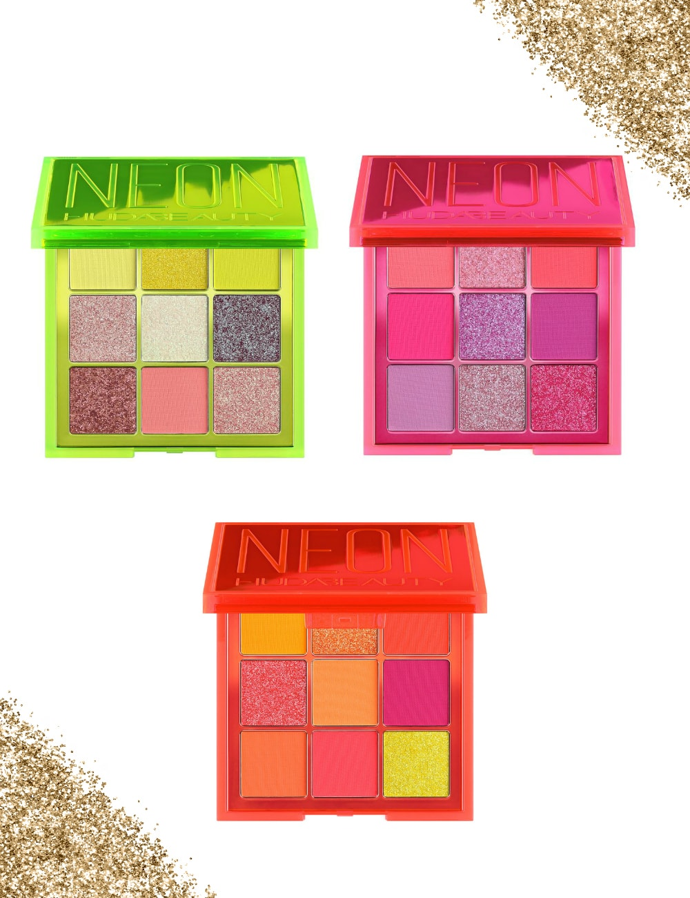 Huda Beauty Neon Obsessions Palettes | Info, Stockists + More