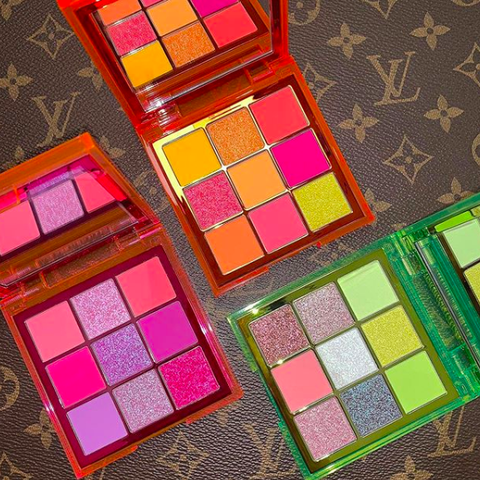 Huda Beauty Neon Obsessions Palettes Info, Stockists + More