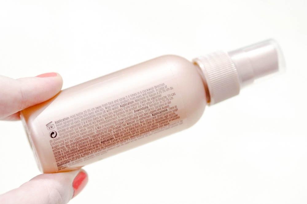 Maybelline Dream Satin Mist Luminous Setting Spray Review