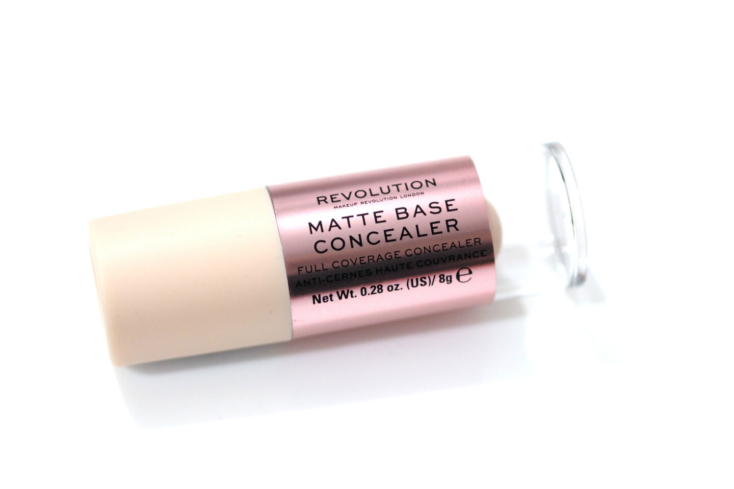 Revolution Matte Base Concealer Review / Swatches
