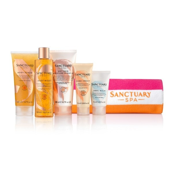 Sanctuary Spa Golden Summer Beach Bag - Half Price Boots Deal