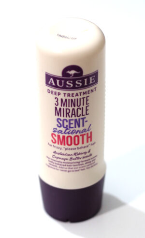 Aussie Scent-Sational Smooth 3 Minute Miracle Deep Treatment
