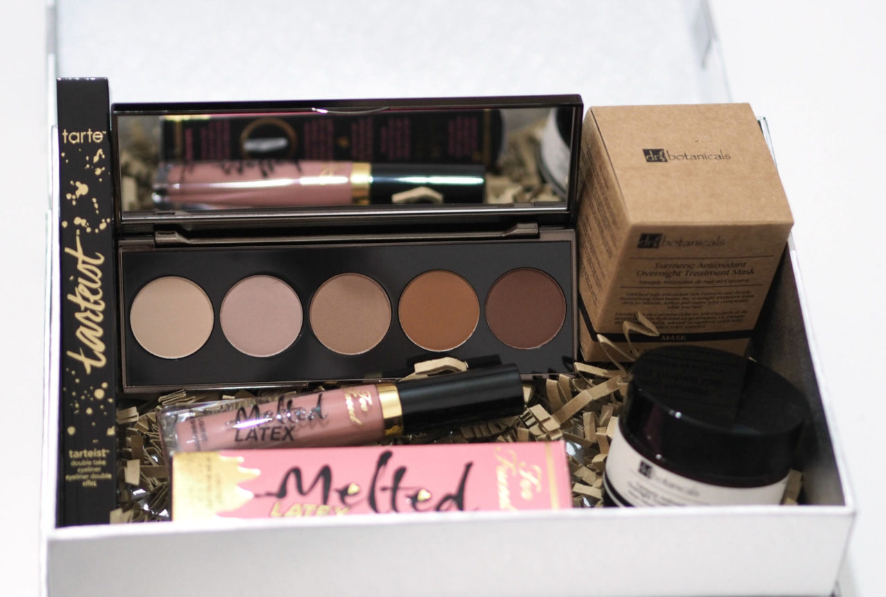 Look Incredible August Deluxe Beauty Box 2019