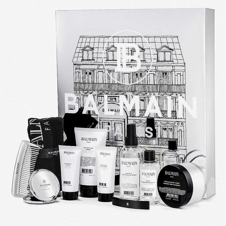 Balmain Paris Hair Couture 10 Days of Balmain Advent Calendar 2019 Contents Reveal!