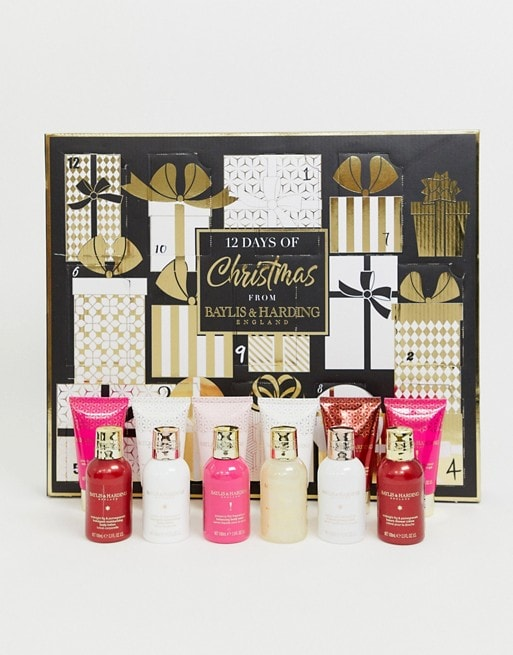 Baylis and Harding 12 Days of Christmas Advent Calendar 2019 Contents Reveal!
