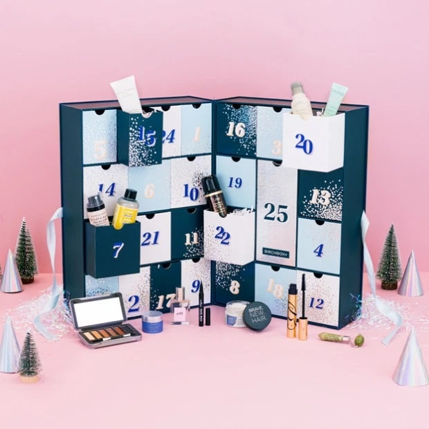 Birchbox Countdown To Beauty Advent Calendar 2019