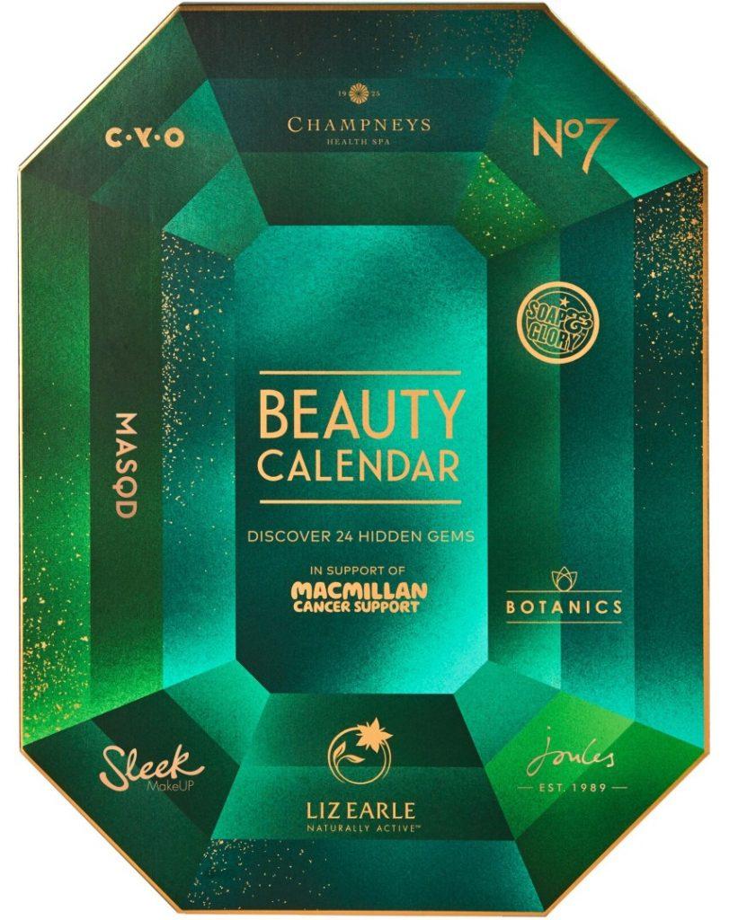 Boots Macmillan Beauty Advent Calendar 2019