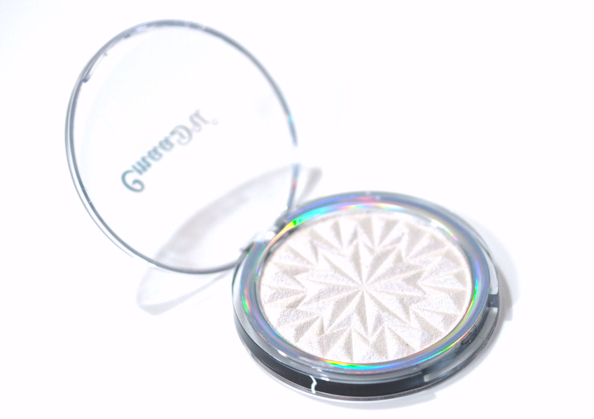 CmaaDu Shimmer Highlighter Review and Swatches in shade 01