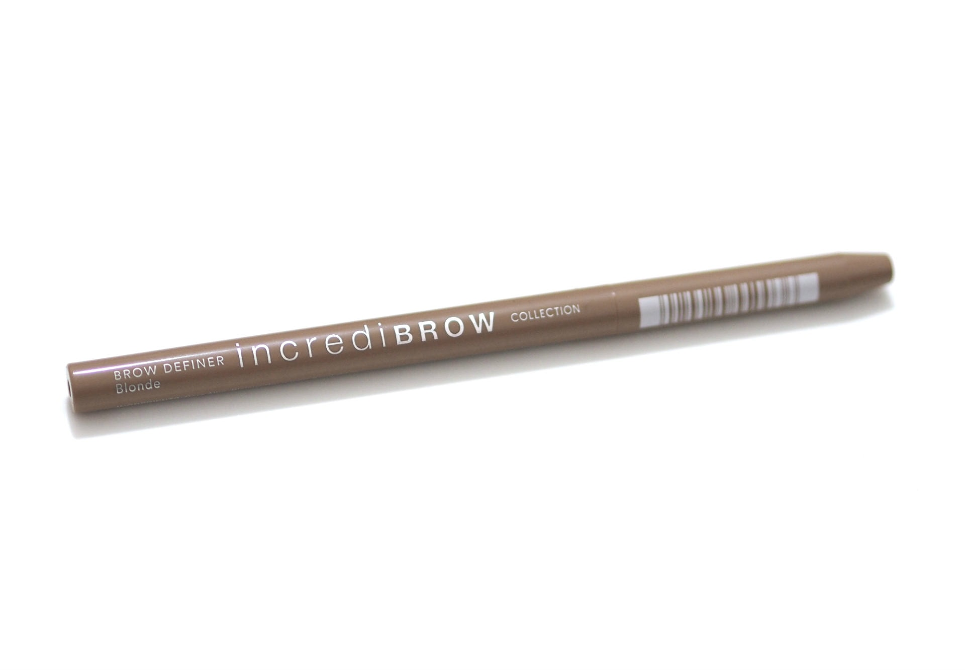 Collection IncrediBROW Collection Review / Swatches