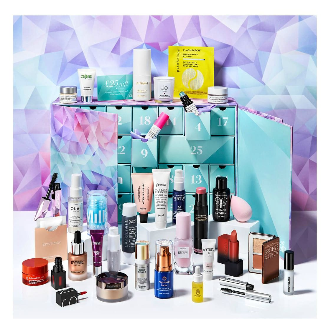 Cult Beauty Advent Calendar 2019 2