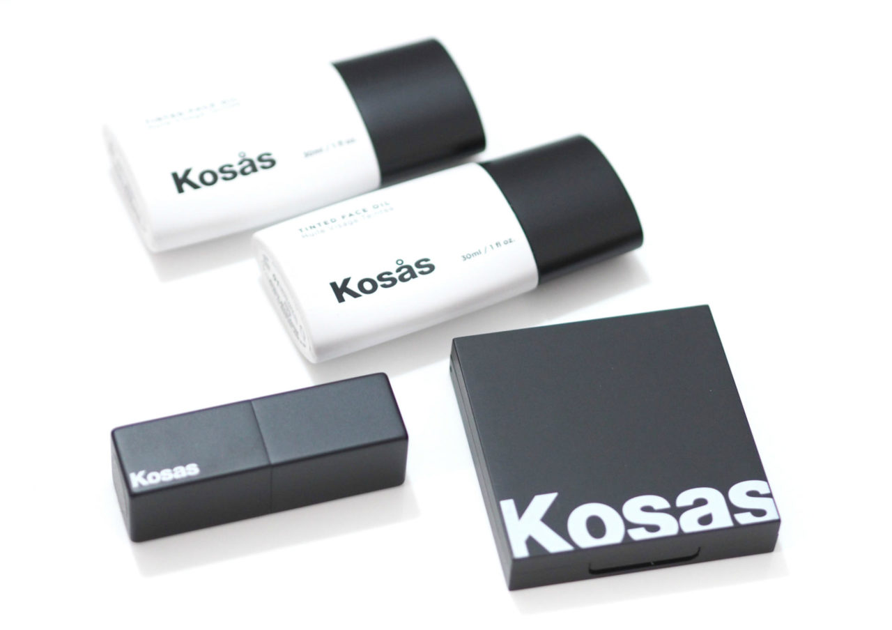 Kosas Brand Introduction Review and Swatches