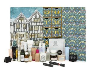 Liberty London Beauty Advent Calendar 2019 Contents Reveal!