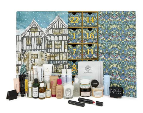 Liberty London Beauty Advent Calendar 2019 Contents Reveal!