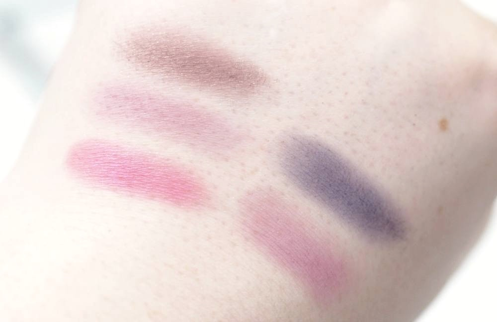 MUA Cosmic Vixen Eyeshadow Palette Swatches and Review