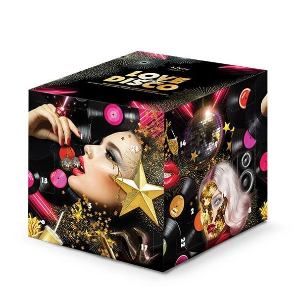 NYX Love Lust Disco Advent Calendar 2019 Contents Reveal!