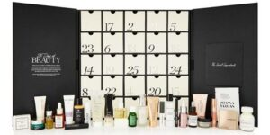 Net a Porter Beauty Advent Calendar 2019 Contents Reveal
