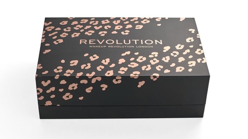 Revolution Wild About Revolution 12 Day Advent Calendar 2019 Contents Reveal