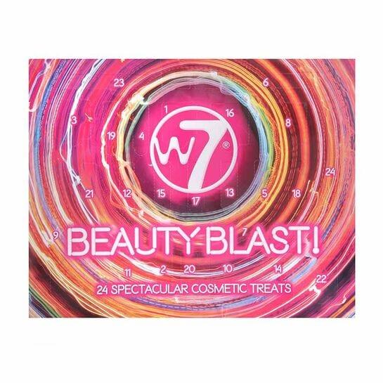 W7 Beauty Blast! Advent Calendar 2019 Contents Reveal!