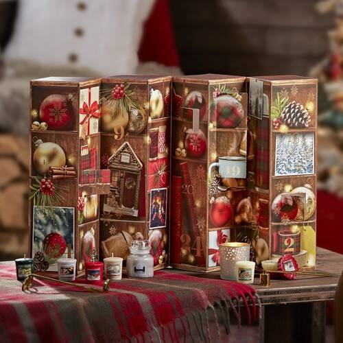 Yankee Candle Tower Advent Calendar 2019 Contents Reveal!