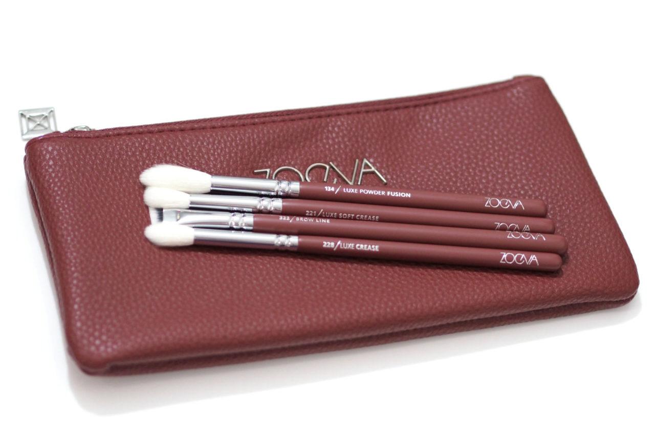 Zoeva Spice of Life Brush Set