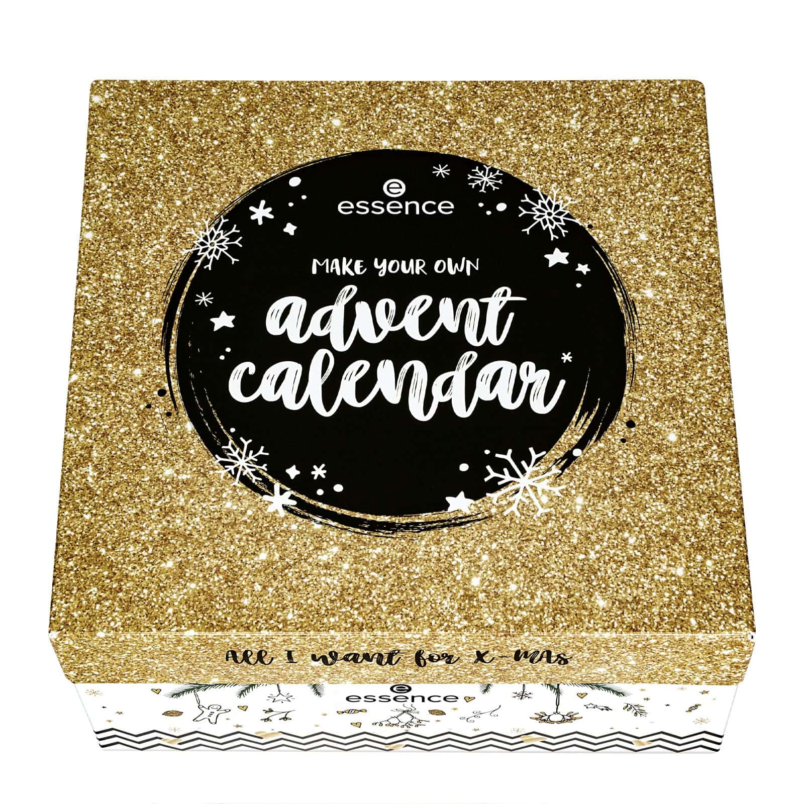 Essence Weihnachtskalender 2019.Essence Make Your Own Advent Calendar 2019 Contents Reveal