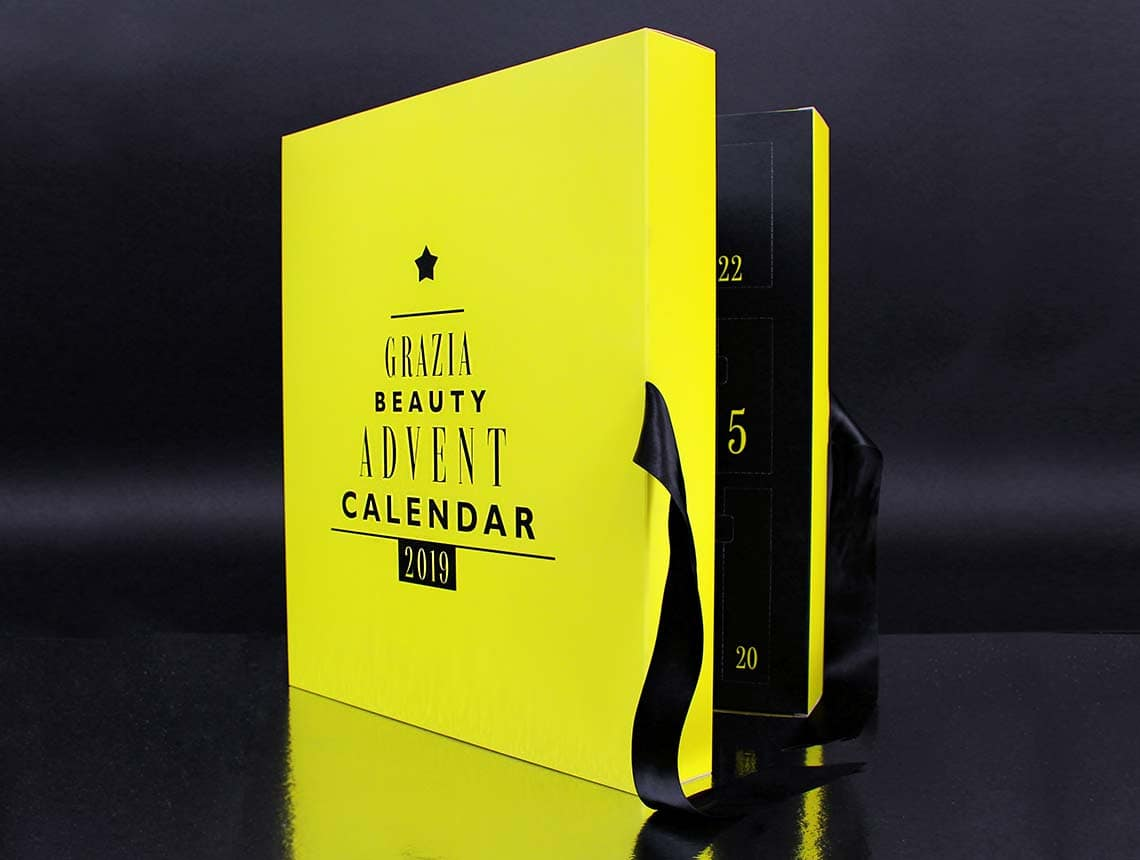Grazia Beauty Advent Calendar 2019 Contents Reveal!