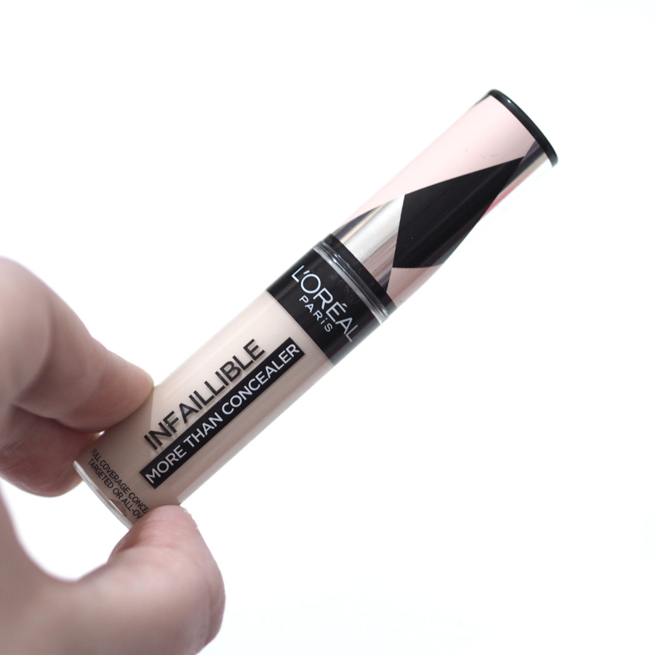L'Oreal Infallible More Than Concealer in Porcelain 320 Review / Swatches