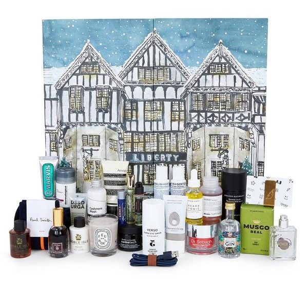 Liberty London The Other Advent Calendar 2019 Contents Reveal!