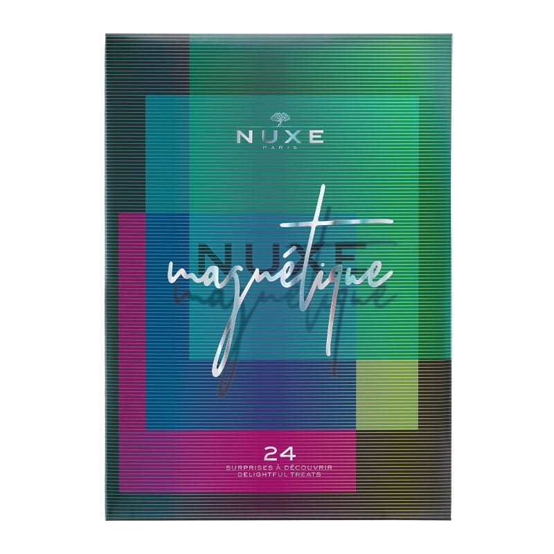 NUXE Magnetic Beauty Countdown Advent Calendar 2019 Contents Reveal!