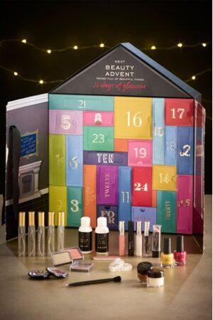 Next Beauty Advent Calendar 2019 Contents Reveal!