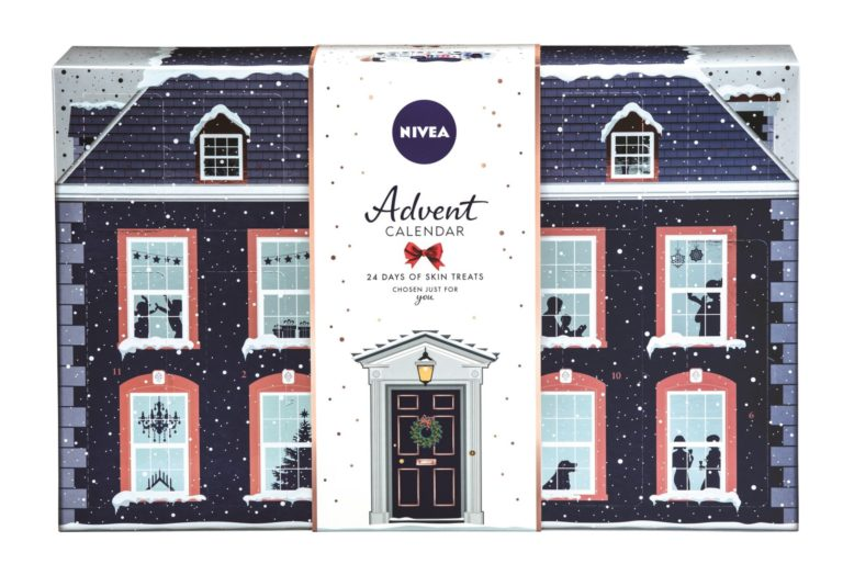 Nivea House Advent Calendar 2019 Contents Reveal!