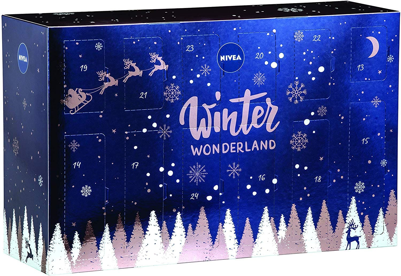 Nivea Winter Wonders Advent Calendar 2019 Contents Reveal!