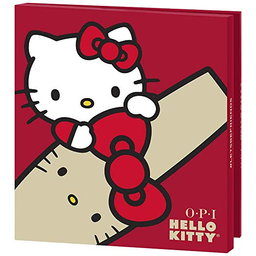 OPI Hello Kitty Christmas Advent Calendar 2019 Contents Reveal