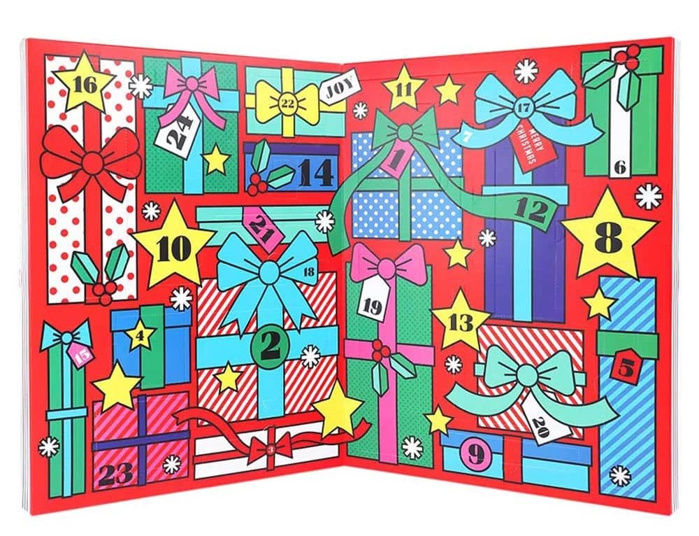 Paperchase Stationery Advent Calendar 2019