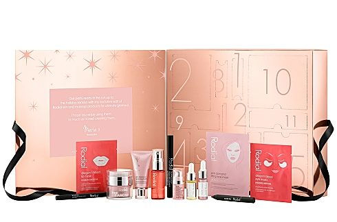 Rodial 12 Days of Red Carpet Advent Calendar 2019 Contents Reveal!