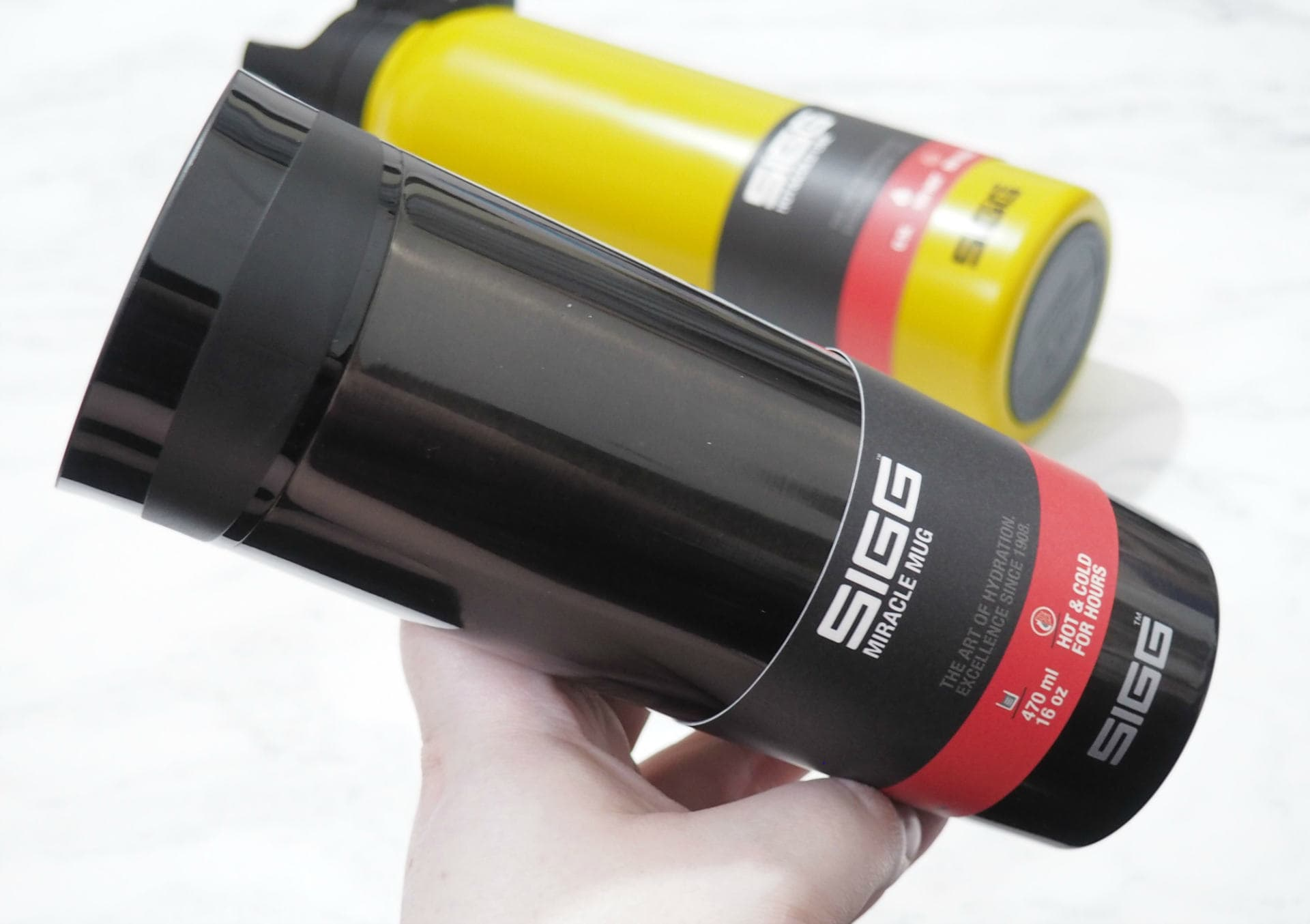 SIGG Christmas Gift Guide ft. the Miracle Mug + Hot & Cold ONE