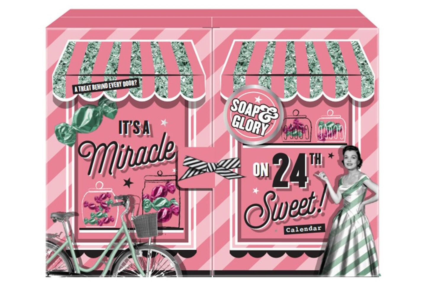 Soap and Glory Miracle On 24th Sweet Advent Calendar 2019 Contents Reveal!